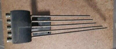 Antique Westminster clock Chimes