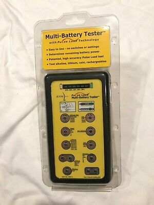 ZTS Multi-Battery Tester  MBt1 MBT-1 NEW