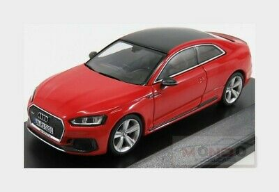 Audi A5 Rs5 Coupe 2017 Miosano Red SPARK 1:43 5011715031 Miniature