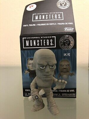 Funko Mystery Minis Universal Studios Monsters The Mummy 1/6 B&W Walgreens Excl
