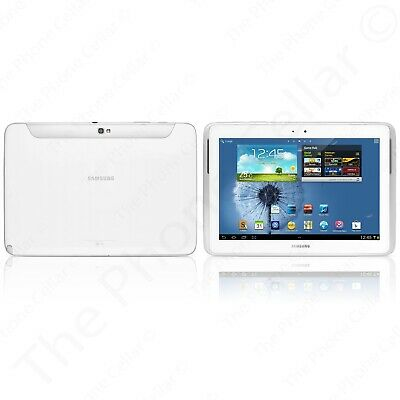 "Samsung - Galaxy Note 10.1"" 16GB - 1.4Ghz (White) GT-N8013ZW Android Tablet"
