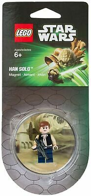 NEW LEGO 850638 STAR WARS Han Solo Magnet FREE US SHIPPING