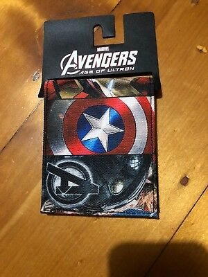 Marvel Avengers Age Of Ultron Wallet (New With Tag) Im