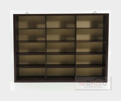 Display Box Espositore Aperto (Open) Cm 41.5 X 5.5 X 32.2 Wood 1:43 MAGBL55 Mini