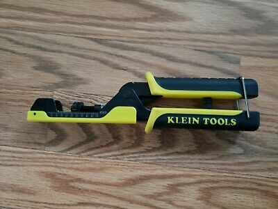 New Without Box Klein Tools Coax Crimper