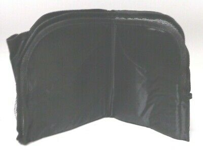 Summer DuoMat Car Seat Protector, Black - Protective Waterproof Seat Cover Pad