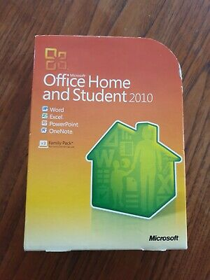 Microsoft  Office Home and Student 2010 with Product Key