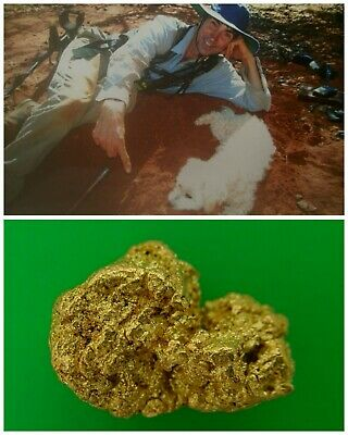 GOLD NUGGET 2.37 gms RARE & HIGH PURITY NATURAL AUSTRALIAN NUGGETS