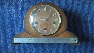 antique Westminster chime clock smiths Enfield