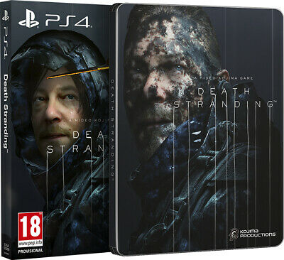 Death Stranding - Special Limited Edition Ps4 Italiano Gioco Play Station 4 Pal