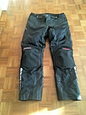 RST Pro Series Ventilator Textile Motorcycle Trousers - Black size 36
