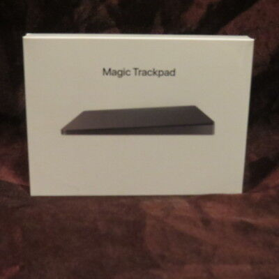 Apple magic trackpad 2 Space Grey  Force Touch for the desktop new in box