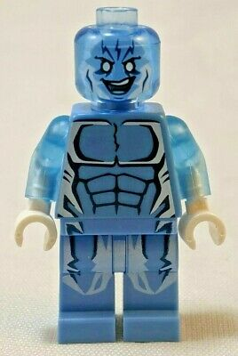 LEGO Marvel Super Heroes Electro Minifigure From Set 76014