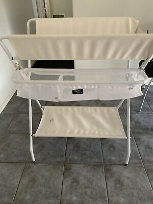 Valco Baby Change Table Ivory
