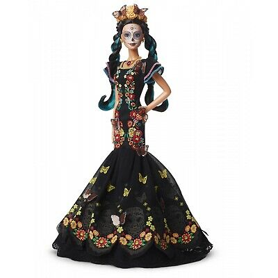 Barbie Dia De Los Muertos Doll IN-HAND (Day Of The Dead Doll)