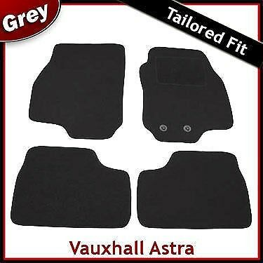 Vauxhall Astra Convertible Tailored Fitted Carpet Car Mats GREY (2000 - 2005)
