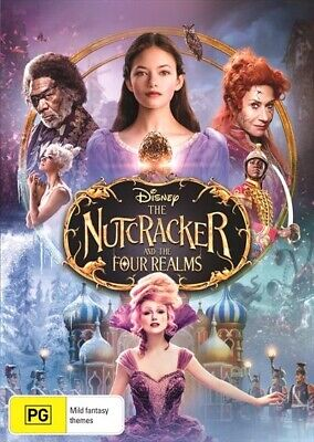 The Nutcracker And The Four Realms : NEW DVD