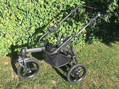 Chassis High Trek Bebe Confort promenade poussette type recent tige longue