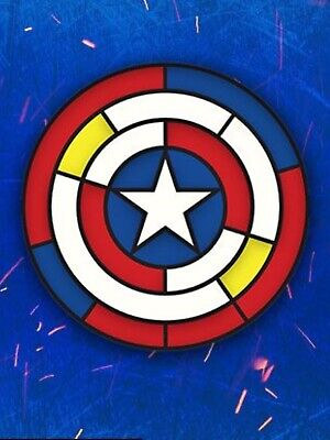 $0.89 Topps MARVEL COLLECT DIGITAL Card WIELD THE SHIELD DIE-CUT #21 WAVE 3 #1