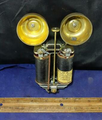 Automatic Electric Monophone Jukebox AE50 Telephone Ringer Coil & Clapper AECO