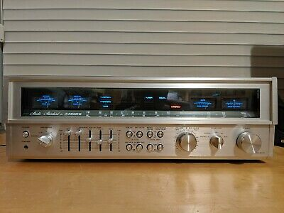 Vintage Fisher Studio Standard RS-2010 Stereo Receiver, Working with LED Upgrade