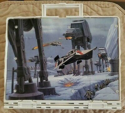 1996 Star Wars Micro Machines Ice Planet Hoth Action Fleet Playset + Accessories
