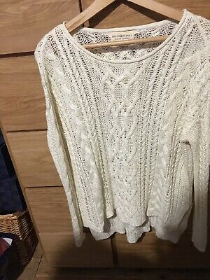 ralph lauren denim supply Medium Jumper New Without Tags Cable Knit