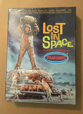 Lost In Space BRAND NEW Polar Lights 1998 Model Kit CYCLOPS FACTORY SEALED