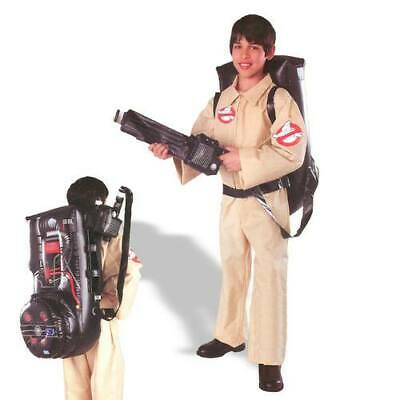 Licensed Ghostbusters Boys Costume And Proton Backpack