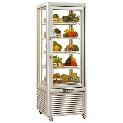 Prisma 400Qs Graded Refrigerated Patisserie Cake Display Free Uk Delivery