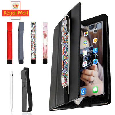 For Apple iPad Pro Pencil Stylus Holder Sleeve USB Adapter Case Cover