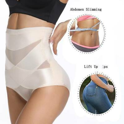 Ladies firm control high waisted briefs pants knicker sizes S-XXL Beauforme M-2X