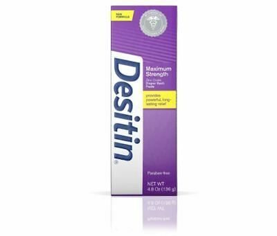 Desitin Diaper Rash Maximum Strength Original Paste - 4 Oz
