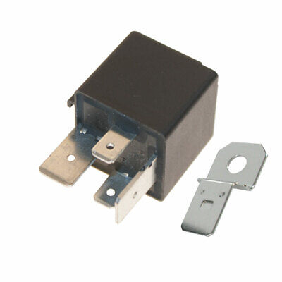 REPLACEMENT 24 VOLT 40 AMP HIGH PERFORMANCE HEAVY DUTY MINI RELAY 4 TERMS 160978