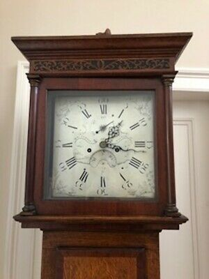 Antique Longcase / Grandfather  Clock