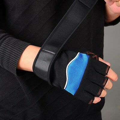 Weight Lifting Training Gym Gloves Workout BodyBuilding Fitness Cycling