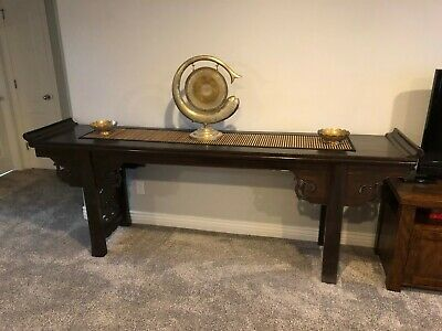 Antique Chinese Altar Table, Circa early of 19th century