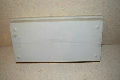 """^^ IWATSU COVER FOR TEST EQUIPMENT 12x6"""" (M3)"""