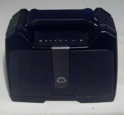 G-Project G-650 G-BOOM Portable Wireless Bluetooth Boombox Speaker Black
