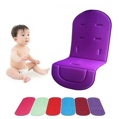 Pushchair Cushion Breathable Comfortable Highchair Baby Carriage Stroller Mat