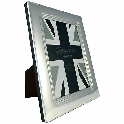 """BROADWAY & Co - Sterling Silver - Photo / Picture FRAME - 6"""" x 4"""""""