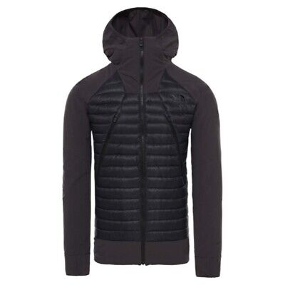 THE NORTH FACE SUMMIT Unlimited Jacket Weathered Black NF0A3M2AZLY1/
