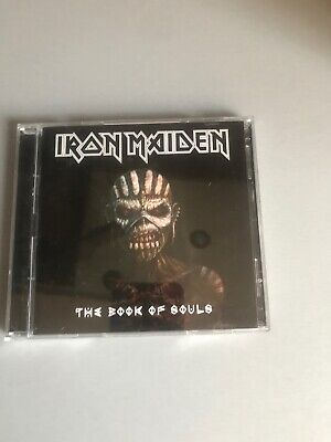IRON MAIDEN - The Book Of Souls (2 Disc CD)