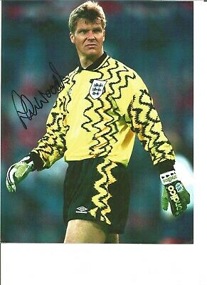 Chris Woods 10x8 inch colour photo, former English football player EL369