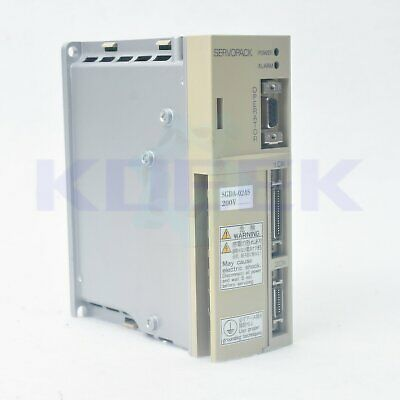 1PC Used Yaskawa AC servo drive SGDA-02AS Good test, fast delivery