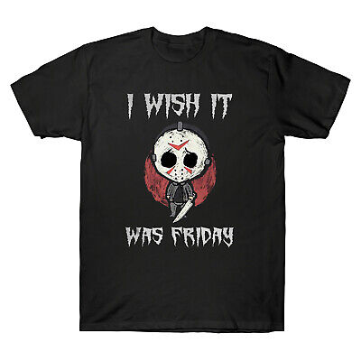Emotions Of Jason Voorhees Friday The 13th Horror Funny Parody Fan T Shirt
