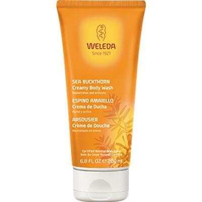 Weleda Body Care - Sea Buckthorn Creamy Body Wash 6.8 oz 8828