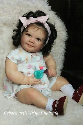 Reborn Realborn June 7 months Chaikina Irina ART GOLD ELITE