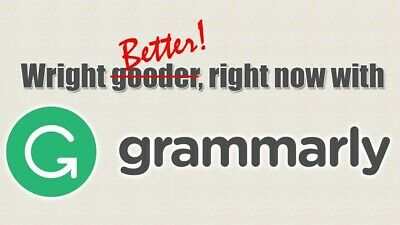 Grammarly Premium Account - Lifetime Subscription - Quick Delivery