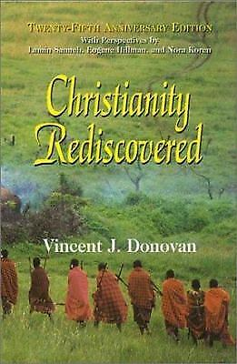 Christianity Rediscovered  (ExLib) by Vincent J. Donovan